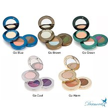 Jane iredale Eye Steppes Far Seti-Takımı -GoBrown