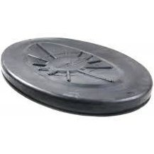 Point65 Hatch Rubber Oval 44/26cm